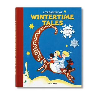 A Treasury Of Wintertime Tales Book