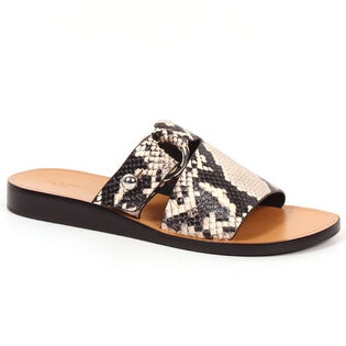 Women's Arc Flat Slide Sandal