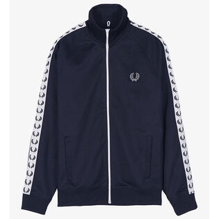 Men's Taped Track Jacket