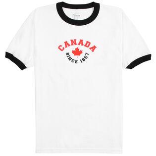 Men's Canada Ringer T-Shirt