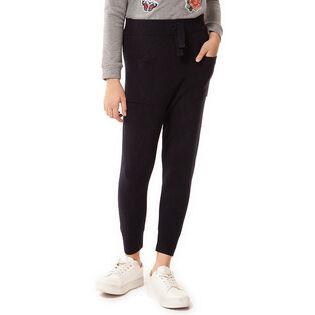 Junior Girls' [7-14] Knit Jogger Pant