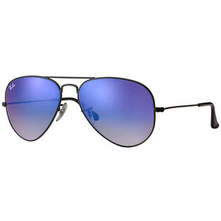 Aviator Flash Sunglasses