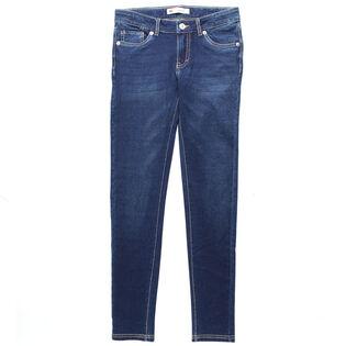 Junior Girls' [7-16] 710™ Super Skinny Knit Jean
