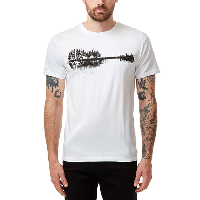 Men's Summer Guitar T-Shirt