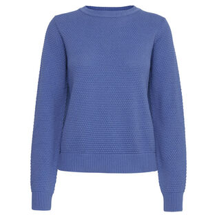 Women's Textured Knit Sweater