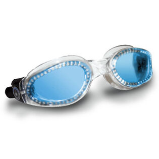 Kaiman Large Blue Lens Swim Goggle