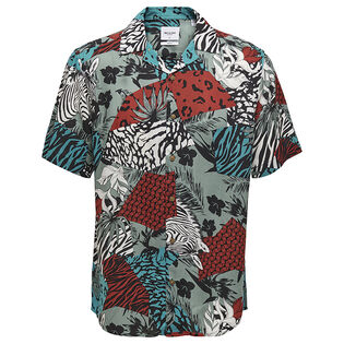 Men's Mixed Animal Print Shirt