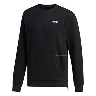 Men's Fast And Confident Crew Sweatshirt