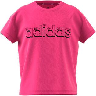 Junior Girls' [8-16] Graphic Logo T-Shirt