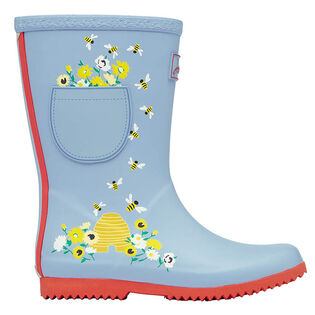 Kids' [9-3] Roll Up Rain Boot