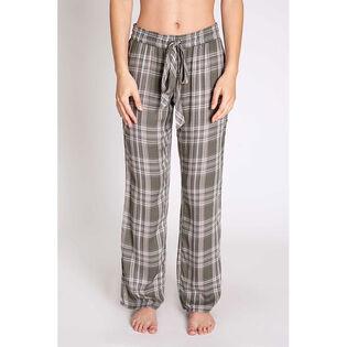 Pantalon Mad For Plaid pour femmes