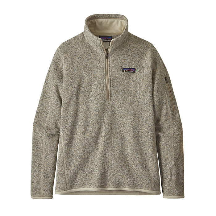 Women's Better Sweater® Quarter-Zip Fleece Top