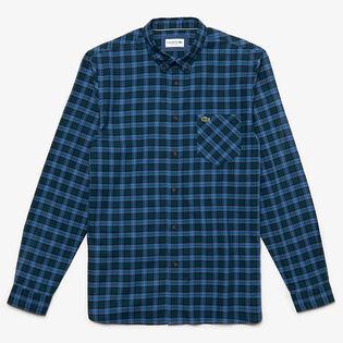 Men's Twill Check Shirt