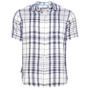 Men's Surf Plaid Shirt