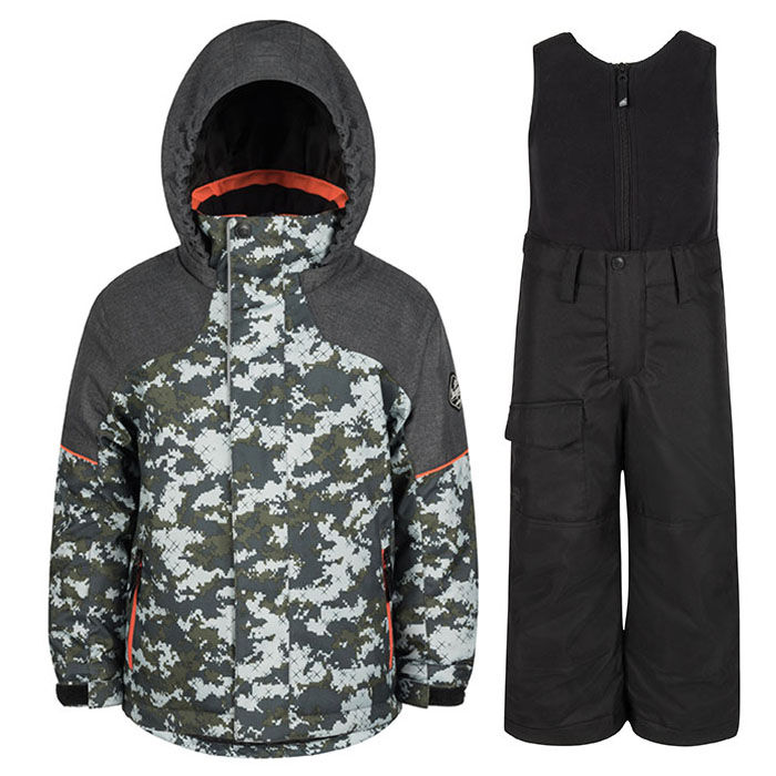 Boys' [2-8] Liam Two-Piece Snowsuit