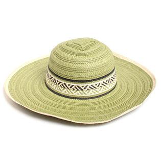 Chapeau à large bord Uptown pour femmes