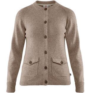 Women's Greenland Re-Wool Cardigan