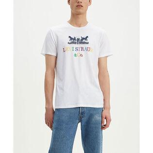 Men's 2-Horse Graphic T-Shirt