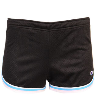 Junior Girls' [7-16] Retro Mesh Short