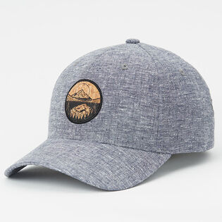 Unisex Lake Cork Patch Hemp Elevation Hat