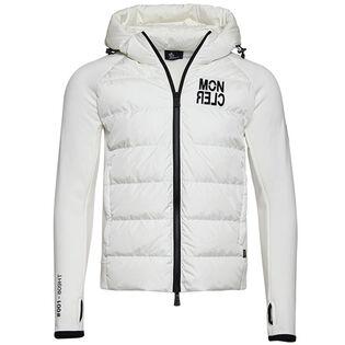 Men's Hybrid Padded Hoodie Jacket