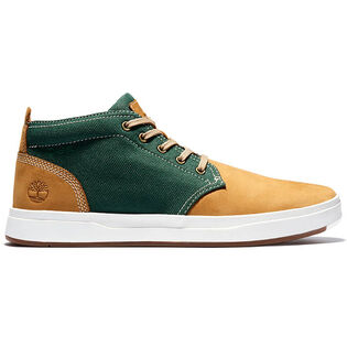 Men's Davis Square Mixed-Media Chukka Shoe