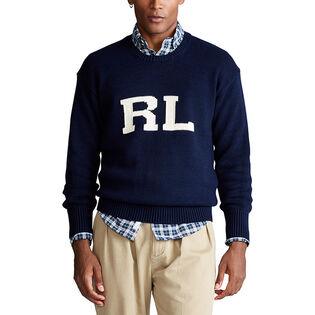 Men's RL Cotton Sweater
