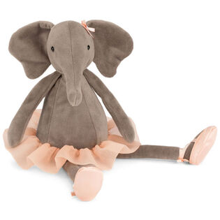 Éléphant en peluche Dancing Darcey (9 po)