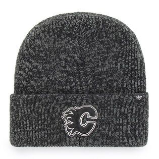 Men's Calgary Flames Brain Freeze Beanie