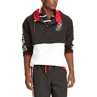 Men's P-Wing Graphic Pullover Jacket