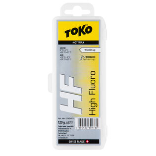 HF Hot Wax Yellow 120G