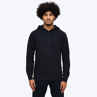 Men's Lightweight Terry Embroidered Pullover Hoodie