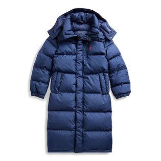 Junior Boys' [8-20] Down Hooded Coat
