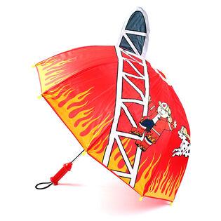 Kids' Firefighter Umbrella