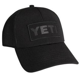 Unisex YETI Patch Trucker Hat