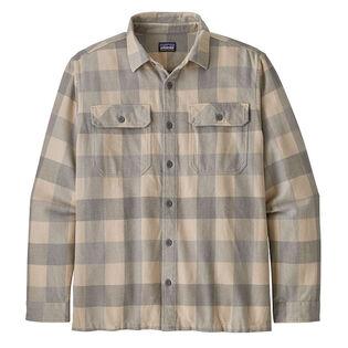 Men's Natural Dye Fjord Flannel Shirt
