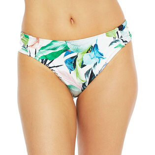 Women's In The Moment Shirred Hipster Bikini Bottom