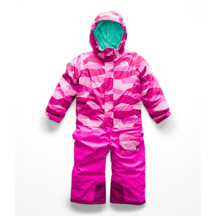 269d2ea90 Girls   2-6  Insulated One-Piece Snowsuit