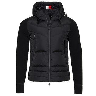 Men's Polar Fleece Hybrid Jacket