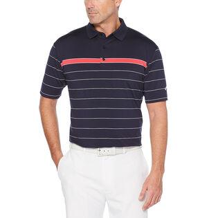 Men's Opti-Dri Range Stripe Polo