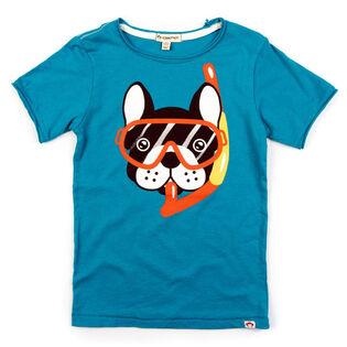 T-shirt Sea Dog pour garçons [4-7]