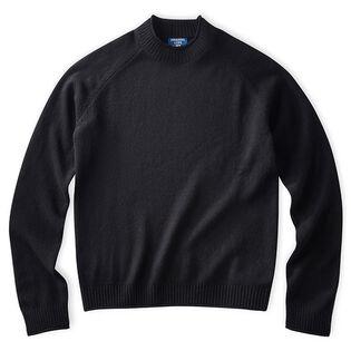 Men's Roll Neck Crew Sweater
