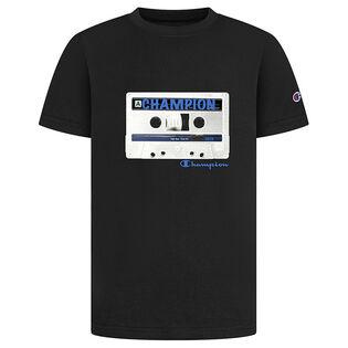 Junior Boys' [8-16] Cassette Tape T-Shirt