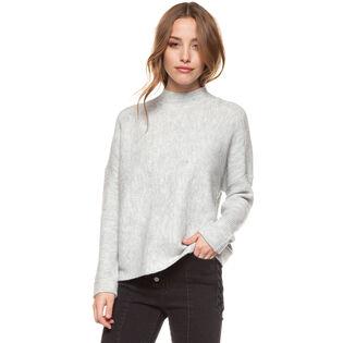 Women's Mock Neck Sweater