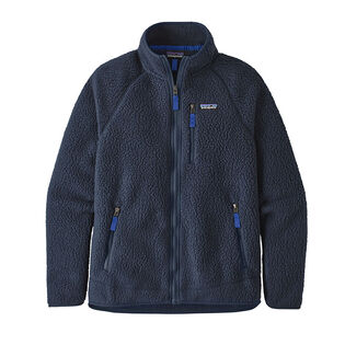 Men's Retro Pile Fleece Jacket