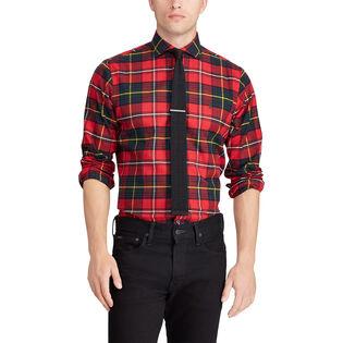 Men's Classic Fit Plaid Shirt