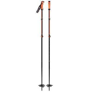 Via Aluminum Telescopic Ski Pole [2018]