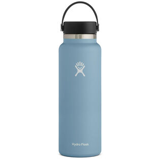 Wide Mouth Insulated Bottle (40 Oz)