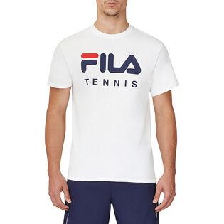 T-shirt Tennis Logo pour hommes
