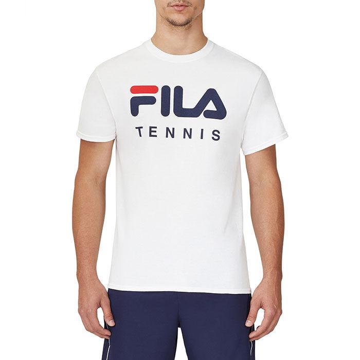 Men's Tennis Logo T-Shirt